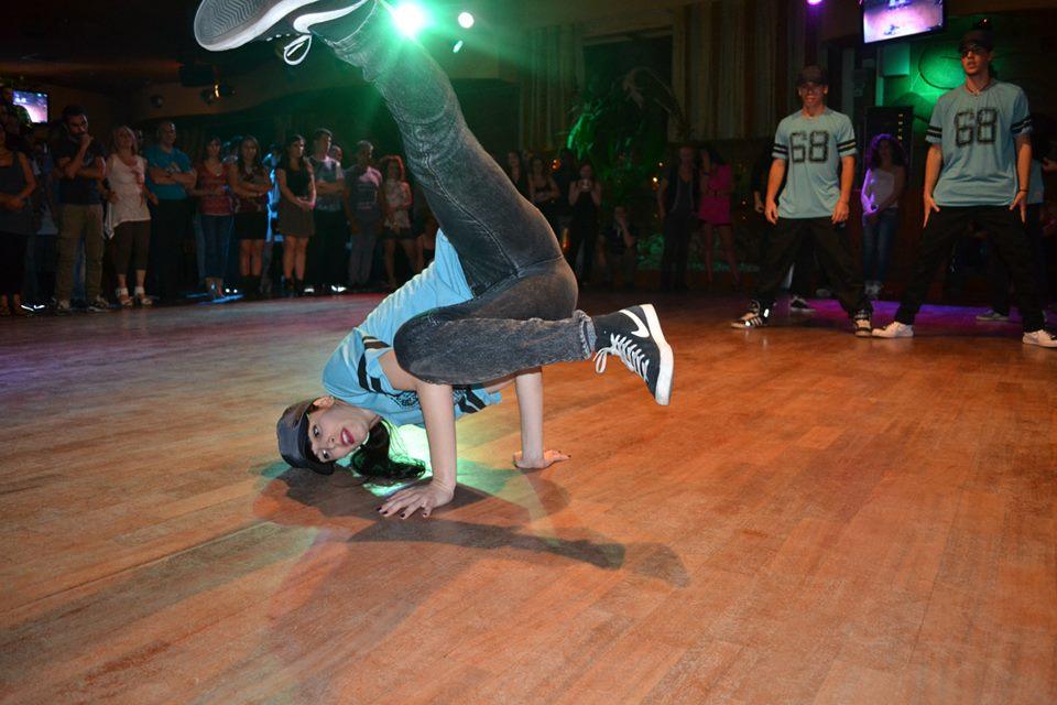 Barrio latino spettacolo Breakdance 2014