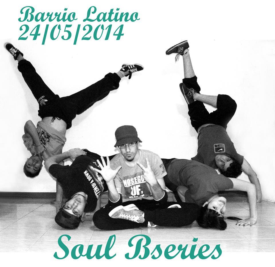 Crew breakdance Soul Bseries
