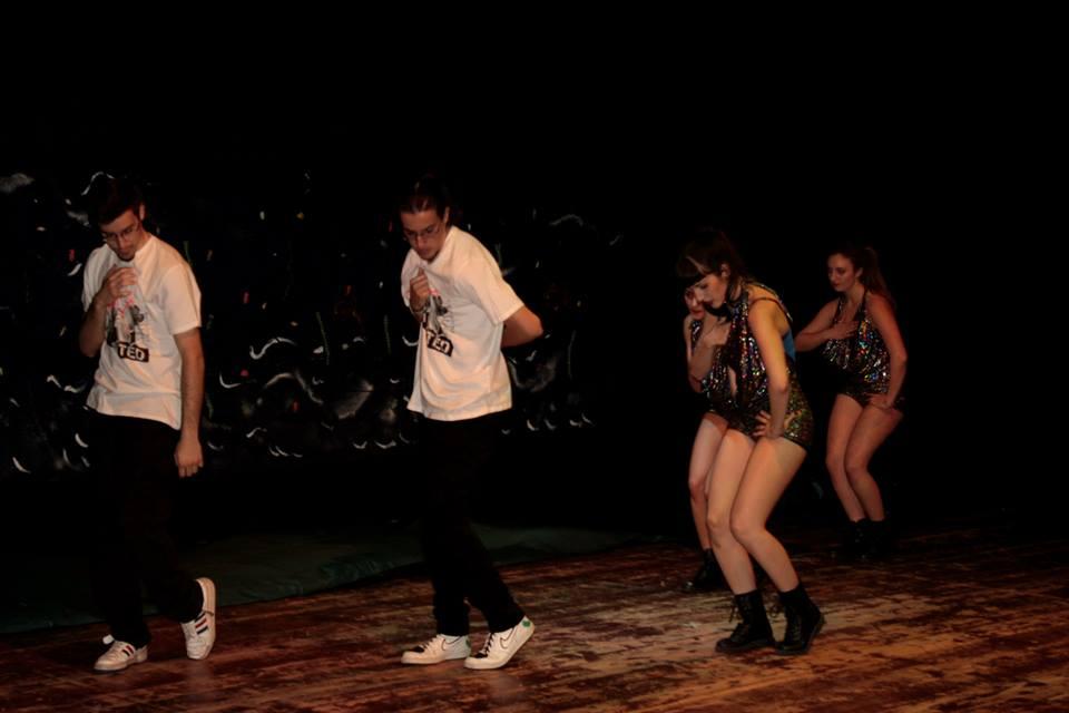 Dancehall hip hop