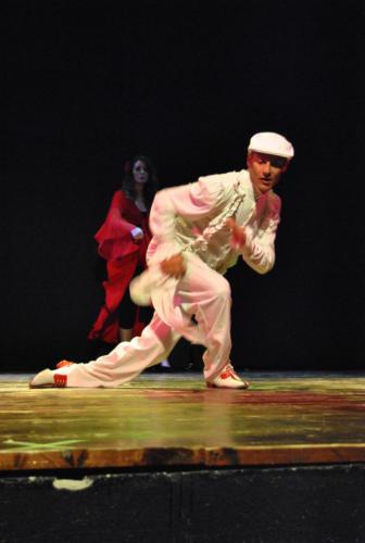 COLUMBIA (rumba maschile) Vincenzo Aglietti